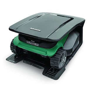 Robomow RS630  - Best Commercial Robotic Lawn Mower: Wider blade height