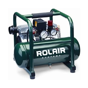 Rolair JC10  - Best Air Compressors for Garage: Easier cold starting