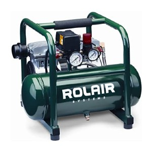 Rolair JC10  - Best Air Compressors for Painting: For less maintenance
