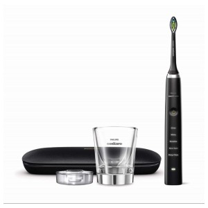 Philips Sonicare DiamondClean Classic  - Best Electric Toothbrush: Number 1 Recommended Brand by Dental Professionals