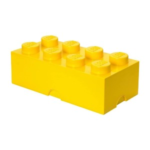 Room Copenhagen 8 LEGO Brick Box - Best Storage Container for Legos: Stackable, loveable