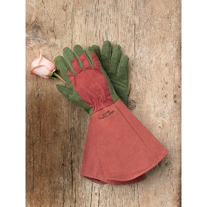 West Country Rose Gloves - Best Gardening Gloves for Women: Comes with Padded Palms to Reduce Fatigue