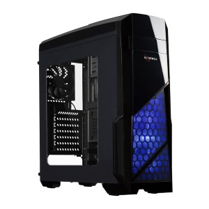 Rosewill ATX Case - Best Cable Management PC Case: Stylish and Neat Design