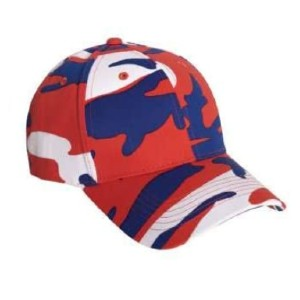 Rothco Camo Supreme Low Profile Cap - Best Baseball Caps for Men: Cap with Six Vent Holes