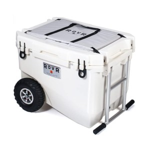 Rovr Wheeled Camping Rolling Cooler - Best Wheeled Coolers for the Beach: The beach master