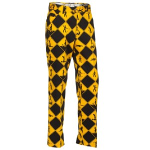 Royal & Awesome Men's Golf Pants - Best Pants for Golf: Funky Golf Pants