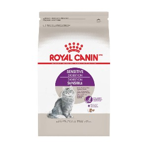 Royal Canin Adult Cat Sensitive Digestion - Best Food for Cats with Diarrhea: Highly Digestible Protein