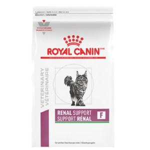 Royal Canin Veterinary Diet Renal Support F Dry Cat Food - Best Food for Cats with Kidney Disease: Excellent Formulation for Renal Health