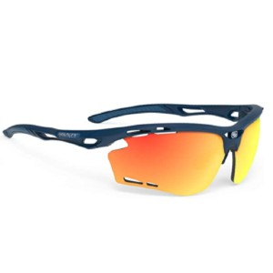 Rudy Project Rudy Project Propulse Sports Sunglasses - Best Running Sunglasses for Small Faces: Ultralight Wraparound Geometry Design