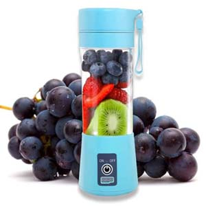 Run Helix Mini Personal Blender - Best Portable Blender: Powerful with 6 blades