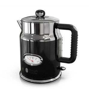 Russell Hobbs Retro Style 1.7L Electric Kettle - Best Electric Tea Kettle: Vintage Electric Kettle