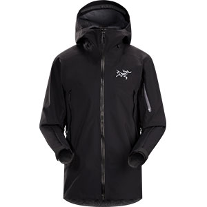 Arc'teryx Andra SABRE JACKET - Best Rain Jackets for Scotland: Relaxed Fit and Light In Weight