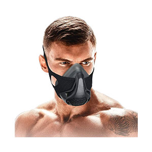SATKULL 24 Breathing Resistance Levels - Best Masks for Working Out: Superior Quality Mask For Working Out