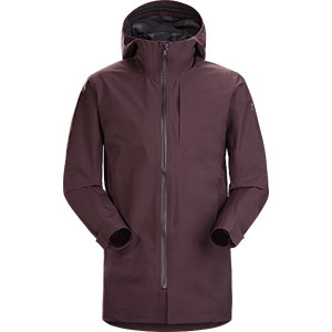 Arcteryx SAWYER COAT - Best Rain Jackets For Europe: Simplicity and Sharp Looking