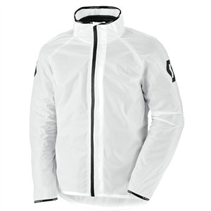 Scott ERGONOMIC LIGHT DP RAIN JACKET - Best Raincoat for Motorcycle Riders: Regular Fit and Streachable