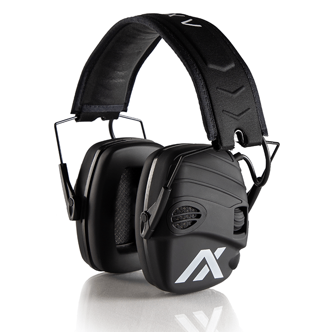 AXIL Trackr  - Best Shooting Hearing Protection: Sweat-Resistant and Water-Resistant