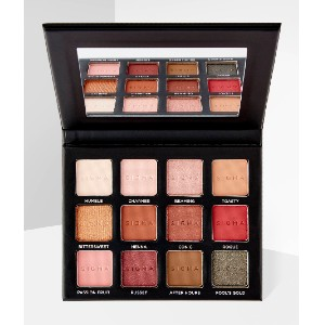 SIGMA BEAUTY WARM NEUTRALS VOLUME 2 EYESHADOW PALETTE - Best Eyeshadow Palettes for Green Eyes: Ultra-Smooth Matte and Shimmer Shades