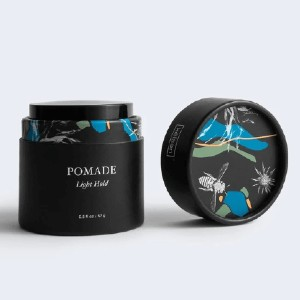 KELSEN SIGNATURE POMADE - Best Pomade for Thin Hair: Free of Synthetics and Microplastics