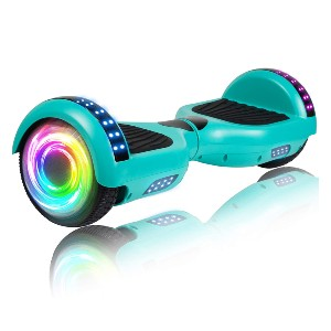 SISIGAD Self Balancing Scooter  - Best Hoverboard for Kids: Enjoy music without wire