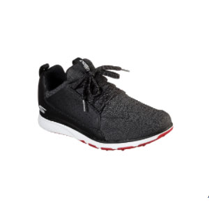 Skechers  GO GOLF MOJO ELITE - Best Waterproof Shoes for Nurses: Flexible Textile Front and Instep Panels