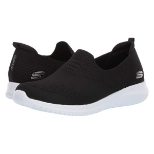Skechers Ultra Flex - Harmonious - Best Slip-On Sneakers with Arch Support: Stretchable Upper Slip-On Sneaker