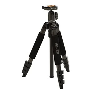 SLIK Sprint Mini II Tripod - Best Tripods for Landscape Photography: Well built and space-efficient