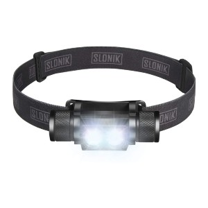 SLONIK CREE LED Headlamp - Best Headlamps for Work: Comfortable to Wear and Fits Perfectly