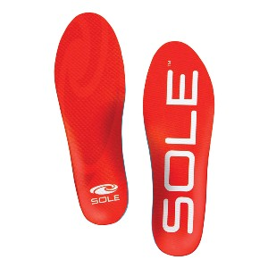 Sole Active Medium Shoe Insoles  - Best Insoles for Running: Customizable Insoles