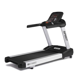 Spirit Fitness CT850  - Best Treadmills for Home Use: C-Safe Power and Communication