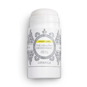 Lavanila Sport Luxe - Best Deodorant for Women: Clean, Natural Formula Allows Skin to Breathe