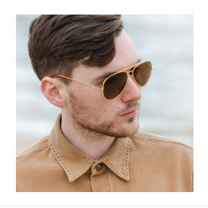 Randolph SPORTSMAN - Best Sunglasses Made in USA: A Lens That Provides Contrast Enhancement