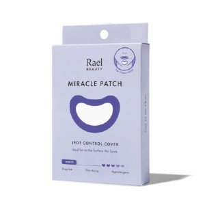 Rael SPOT CONTROL COVER - Best Patches for Cystic Acne: Flatten acne in 4 hours