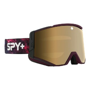 Spy Ace Happy Lens Goggles - Best Goggles for Skiing: Happy Lens for Happy Skiing