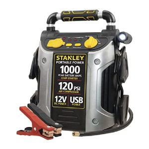 Stanley J5C09  - Best Air Compressors for the Money: For a lot of flexibility