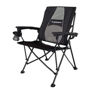 STRONGBACK Elite Folding Camping Lawn Lounge Chair - Best Folding Chair for Back Support: Award-winning product