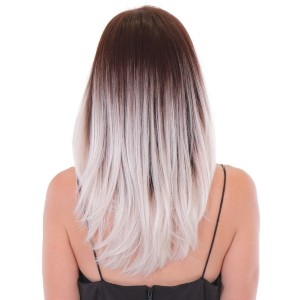 MiMo Wigs SUGAR RUSH BALAYAGE BY BELLE TRESS - Best Human Hair Wigs Online: Special Hand-Made Monofilament Top