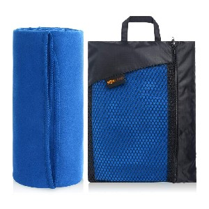 SUNLAND Microfiber Sports Travel Towel - Best Towel for Camping: Quick-Dry Towel