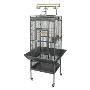 Super Deal PRO 61'' 2in1 Large Bird Cage  - Best Bird Cage for Cockatiel: Best for outdoor
