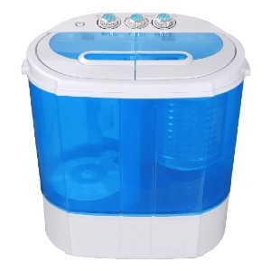 Super Deal Portable Compact Washing Machine - Best Mini Washers: The most compact twin tub