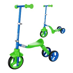 Swagtron K2 2-in-1 Toddler Scooter - Best 3 Wheel Scooter: Scooter or tricycle? Both!