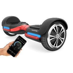 Swagtron T580 App-Enabled Bluetooth Hoverboard - Best Hoverboard for 12 Year Old: Fantastic app