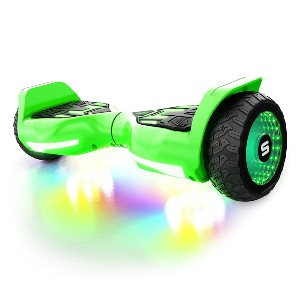 Swagtron T580 App-Enabled Bluetooth Hoverboard  - Best Hoverboard for Kids: Phenomenal app