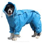 10 Recommendations: Best Raincoats for Dogs (Oct  2020): Raincoat with Velcro Design