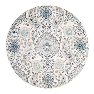 Safavieh Madison Collection MAD600C - Best Rug for Under Kitchen Table: Best for round table
