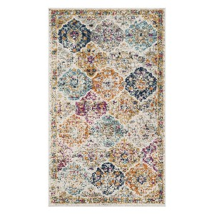 Safavieh Madison Collection MAD611B  - Best Rug to Have with Dogs: Best bang for your bucks