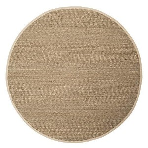 Safavieh Natural Fiber Collection NF115J - Best Rug for Entryway: Best for double-stair entryways