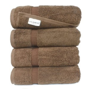 Salbakos Luxury Bath Towels - Best Bath Towel: Towel's color not easily shrink