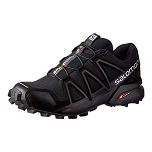 Salomon Speedcross 4 Women's Trail Running Shoes - Best Shoes for Workouts:  Super comfortable