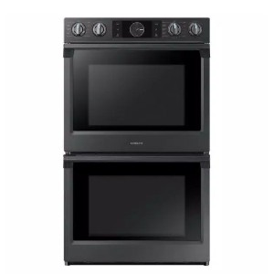 Samsung 30 in. Double Electric Wall Oven - Best High End Wall Oven: Convertible smart oven