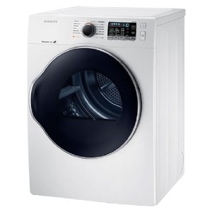 Samsung 4.0 Cu. Ft. Stackable Electric Dryer - White - Best Electric Dryers Under $800: Immediate diagnosis, quick solutions